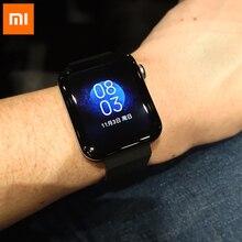 MIUI для часов, умные часы, NFC, xiaomi, водонепроницаемые, умные часы Snapdragon MIUI для часов AMOLED HD 1,78 '', экран, вызов+ xiaoai