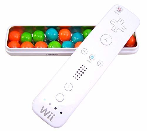 Boston America Nintendo Wii Controller Candy Tin With Peppermint Gum