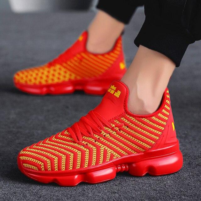 YRRFUOT Nam Đơn Giản Thời Trang Giày Cao Cấp Size Lớn Giày Cho Nam Thoải Mái Thoáng Khí Thương Hiệu Nam Đế Giày Zapatos