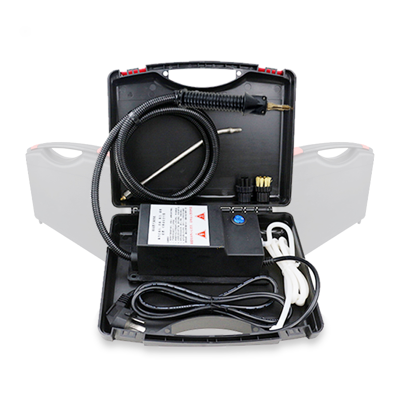 Nettoyeur à vapeur de désinfecteur de stérilisation de pompage automatique de Machine de nettoyage Mobile de pression à hautes températures de 2000W pour la maison de cuisine nettoyeur vapeur