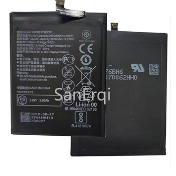 4000mAh Phone Battery Huawei HB366179ECW for Nova 2 High Quality Replacement Bateria Rechargeable Batteries Battery