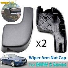 Couvercle de boulon de capuchon de bras d'essuie-glace avant de voiture, pour BMW 3 E90 E91 E92 E93 2004 2005 2006 2007 2008 OE #2009