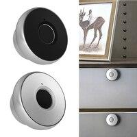 Liga de alumínio biométrico de segurança em casa carregável armários da bateria fechadura do armário da impressão digital keyless mini guarda roupa inteligente Fechaduras do gabinete     -