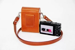 Image 5 - Vintage PU Leather Camera Case For Canon G9X G7X G7X Mark II G7XII G7X III SX730 SX700 SX720 S90 SX260 SX240 SX275 S90 S120 S110