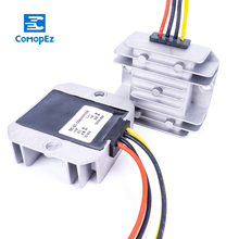 24V to 12V 1.5A 2A 3A 5A 8A 10A 12A 15A 20A 30A DC DC Converter Buck Step Down Module Waterproof Voltage Converters for Cars ac dc step down converter module for vehicle char module 24v to 12v 8a waterproof control car module low heat auto protection