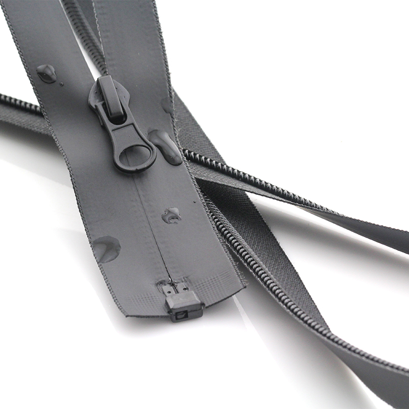 5# 50/55/60/65/70/75/80/85/90/95/100/120/150 cm nylon Waterproof zipper Open-end clothing for sewing zippers(China)
