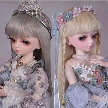 Куклы в стиле Лолиты bjd 45 см шарнирная кукла сменные глаза
