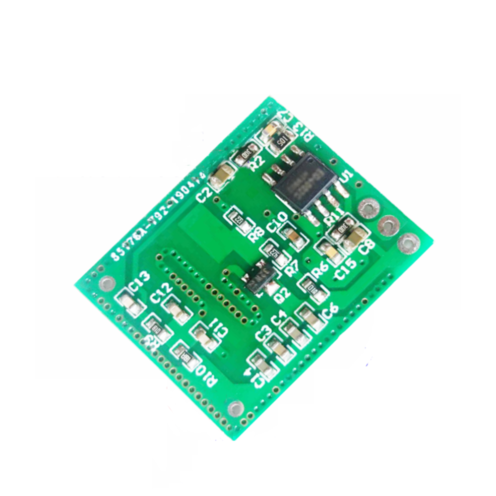 Taidacent DC5V 3.25G 6-15m Distance Microwave Radar Sensor Switch Module Repeatable Trigger Microwave Doppler Radar Sensor