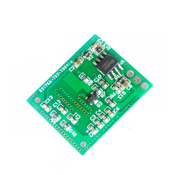 Taidacent DC5V 3.25G 6-15m Distance Microwave Radar Sensor Switch Module Repeatable Trigger Doppler