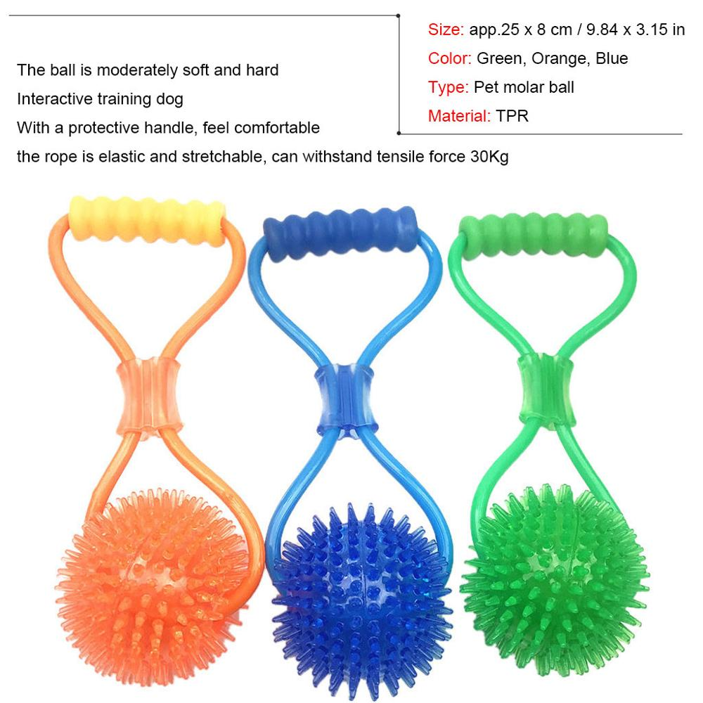 Multifunction Biting Toys With Soft Texture Designed for Dog Puppy 3