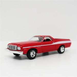Image 1 - Greenlight 1:64 Ford Ranchero Red/White No Box