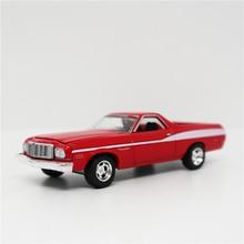 Greenlight 1:64 Ford Ranchero красный/белый без коробки