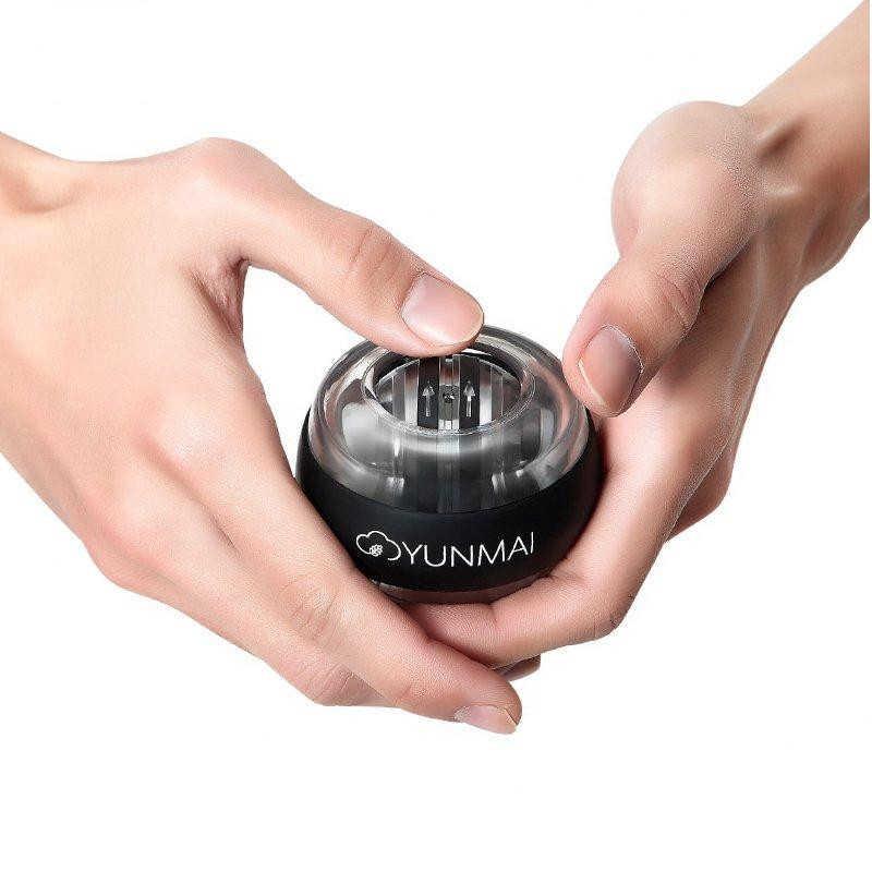 gooplayer pour Xiaomi Mijia YunMai Wrist Ball Appareil dentra/înement du Carpe Power Wrist Ball Trainer LED Gyro Ball Essential Spinner Antistress Toy