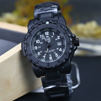 цена на Military Mens Waterproof Watches 50M Water Resistant Back Light Quartz Wrist watch Mans Luminous Sports Watch