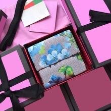 2020 new high end customized brand luxury women's wallet PVC printing leisure fashion cardholder's check folder
