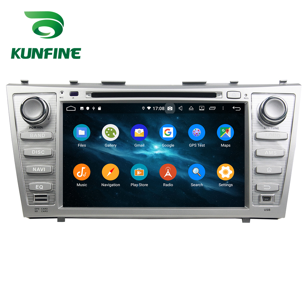 Cheap Android 9.0 Octa Core 4GB RAM 64GB Rom Car DVD GPS Multimedia Player Car Stereo for Toyota CAMRY 2006-2011 Radio Headunit 4