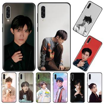 TFBOYS Jackson Yee Boy group Phone Case For Samsung Galaxy A 3 6 7 8 10 20 30 40 50 70 71 10S 20S 30S 50S PLUS image