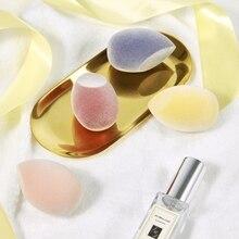 Blender Makeup-Sponge-Non-Latex Velvet Cosmetic-Puff Foundation-Smooth Surface-Powder