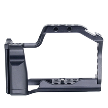 Pro Alloy Camera Cage for Canon EOS M50 CNC DLSR Case Cold Shoe Mount Expansion Cover Quick Relase Plate Support Photography