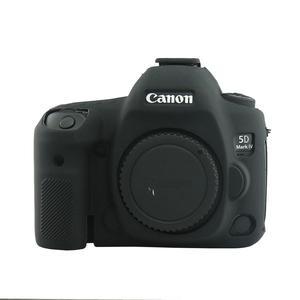 Силиконовый чехол для камеры Canon EOS R 1300D T6 M50 5D II III IV 5D3 5D4 4000D T100 800D T7i 6D II 6D2 80D 200D 250D SL2 SL3 750D