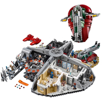 In Stock 05151 Betrayal at Cloud City Building Blocks Brick Toys 3149pcs Compatible with Star Wars Movie 75222 Children Gift