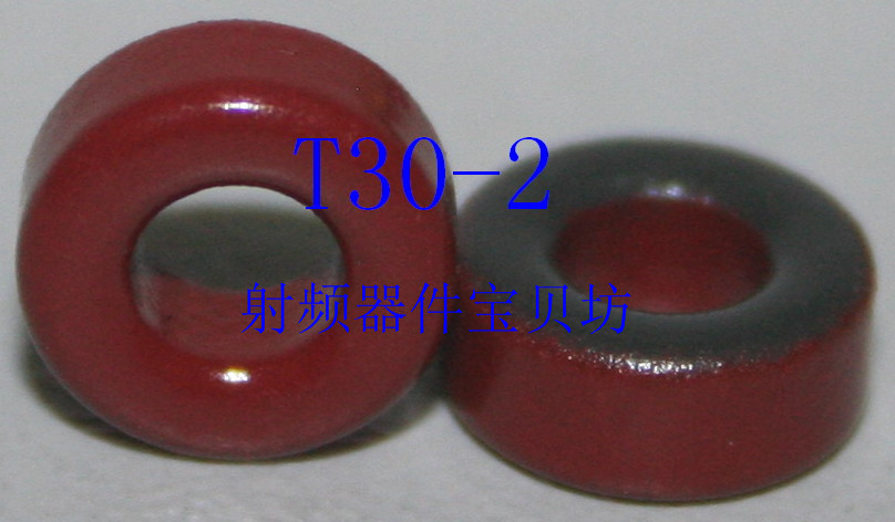 American RF Iron Powder Magnetic Core: T30-2