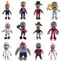 1 шт. 30 см Плюшевые игрушки Растения против Зомби PVZ зомби гардантуар шляпы пиратские зомби плюшевые мягкие игрушки для детей подарок для дет...