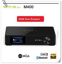 цена на SMSL M400 Flagship DAC AK4499 Full Balanced Buletooth 5.0 DSD512 музыкальный центр lG USB Coaxial Optical Hifi XMOS Decoder