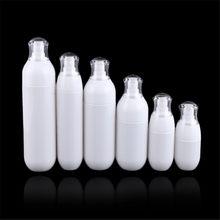 Flacon pulvérisateur Portable de 30 à 200ML, petit flacon rond pour Lotion, parfum, crème, accessoires de voyage