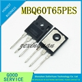 5 шт.-50 шт. оригинальный 60T65PES MBQ60T65PES MBQ60T65 60T65 TO-247 инвертор сварочный аппарат обычно используется