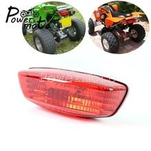 35710 03G30 ATV QUAD LTZ Tail Light Assembly Rear Brake Stop Light for Suzuki LTZ400 Z250 LT Z LTF400 2WD 4WD Kawasaki KFX400
