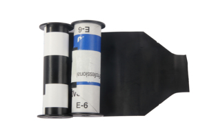Image 4 - 120 220 assortiti Vuoto Rotolo di Pellicola Spool Con Carta di Supporto A mano Rotolo