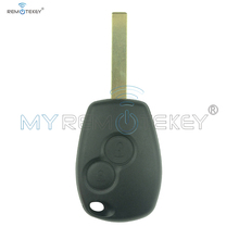 Remtekey PCF7946 Remote Key for Renault Clio Kangoo Master Modus Twingo 2006 2007 2008 2009 2010 433Mhz ask model remote key qcontrol car remote key suit for renault master clio twingo kangoo pcf7946 chip 433mhz