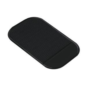 Image 3 - 1PC 13.8x7.8cm voiture tableau de bord tapis collant Gel de silice forte aspiration support pour ipad anti dérapant tapis pour téléphone portable voiture accessoires chaude
