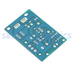 Image 2 - DC 5V 35V LM317 DIY Kit Step Down Power Supply Module AC/DC Adjustable Voltage Regulator With On/Off Switch