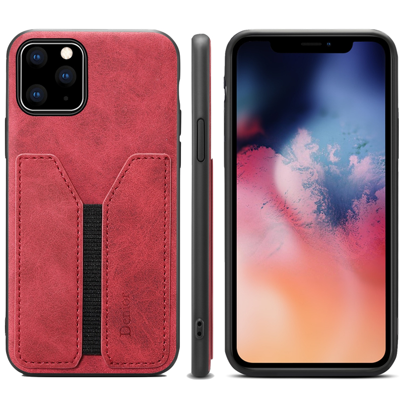 Deluxe Leather Card Holder Case for iPhone 11/11 Pro/11 Pro Max 46