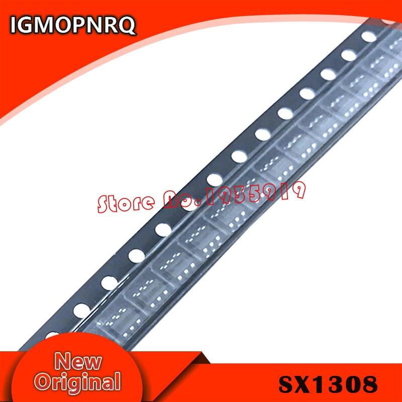 10PCS SX1308 SOT23-6 B628 2A 1308 SOT New Original