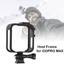 Plastic Protective Frame for GoPro MAX 360-degree VR Panoramic Camera Bezel(China)