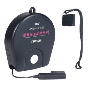 Image 5 - Antenne TECSUN AN05/AN03 antenne externe Radio récepteur pince pour TECSUN PL 310ET PL 660 PL 380 PL 606 PL 505 PL600 FM/SW Radio