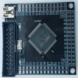 Image 2 - STM32H7 Development Board STM32H743VIT6 H750VBT6 Minimum System Board Core Board Adapter Board