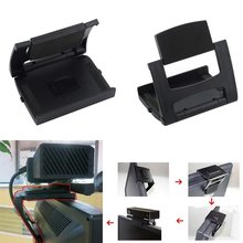 Durable TV Mount Compact Stand Holder For Microsoft For Xbox ONE For Kinect Sensor Adjustable Television Bracket customized stainless support brackets for television bracket base television holder mold making