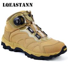 ESDY Outdoor męskie buty taktyczne buty wojskowe Outdoor szybka reakcja BOA System polowanie bezpieczeństwo bojowe buty wojskowe buty wojskowe tanie tanio LQEASTANN Zachodnia CN (pochodzenie) Futro ANKLE Graniczy Dla dorosłych Płótno Okrągły nosek RUBBER Zima Niska (1 cm-3 cm)