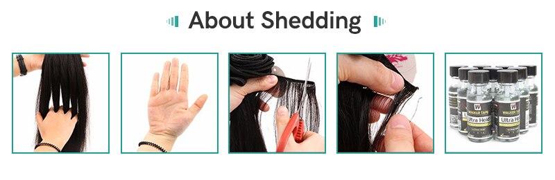 profunda remy cabelo tecer pacotes 12