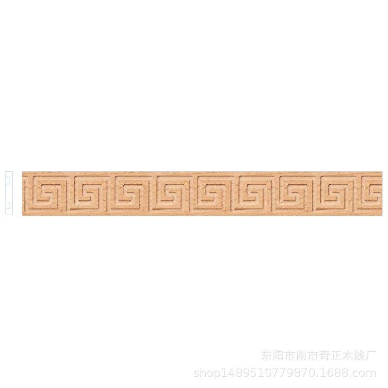 Напрямую от производителя продажа строительных блоков фрезерование древесины Fret молдинги Крытый моды украшения qiang yao xian JF-003