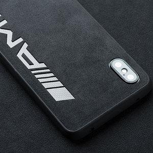 Image 3 - Luxury Slim Leather Carbon Fiber Cover Phone Case For Apple iPhone X Xr XS MAX case iphone 11 Pro Max 7 8 Plus phone case Luxury