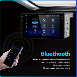 """Image 4 - Dasaita 7"""" Android 10 Car GPS Radio Player for Two Din Universal with Octa Core 4GB 64GB Auto Stereo Video Navi Multimedia"""