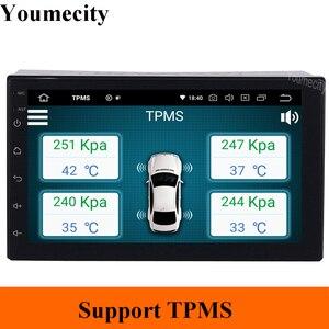 Image 5 - Youmecity 7 POLLICI 2 Din Android 9.0 Per NISSAN QASHQAI Tiida x trail Car dvd player Multimedia Stereo Audio radio GPS WiFi RDS