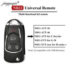 Jingyuqin KEYDIY 5X KD900/| Original, programmateur de clés, télécommande multifonctionnelle universelle pour toutes les clés de la série B NB