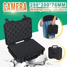 MG6235 защитный Безопасный инструмент ящик для инструментов водонепроницаемый противоударный ящик для хранения инструментов герметичный чехол для инструмента ударопрочный чехол