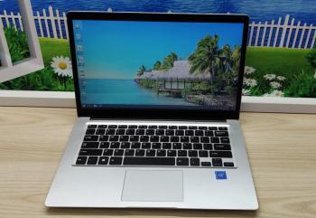 14.1 Inch laptop Intel CPU windows 10 Notebook 6GB RAM 128GB 256GB 512GB SSD Optional 1